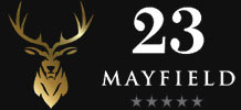 23 Mayfield Luxury Edinburgh Accommodation Mobile Logo